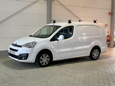 begagnad Citroën Berlingo Transport Lång BlueHDi 100 Hk Pro Pack