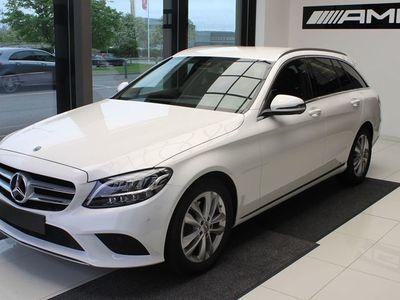 begagnad Mercedes 220 C-KLASSKombi DEMO