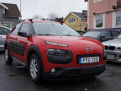 used Citroën C4 Cactus 1.2 PureTech 82hk