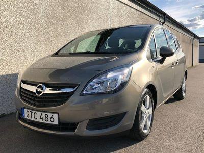 begagnad Opel Meriva 1.4T Aut EcoTec 120hk