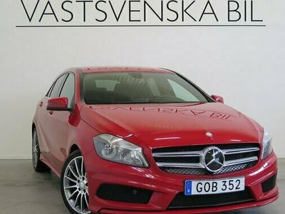 begagnad Mercedes A180 A BenzAMG Sport Vhjul 2014, Halvkombi Pris 119 000 kr