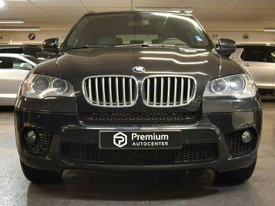 begagnad BMW X5 40D M-sport Drag 7-sits Sv. såld