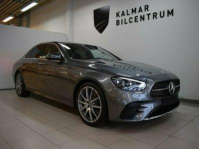 begagnad Mercedes E220 Sedan AMG Line