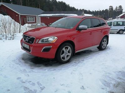 begagnad Volvo XC60 D3 AWD Geartronic Momentum, R-Design 163hk