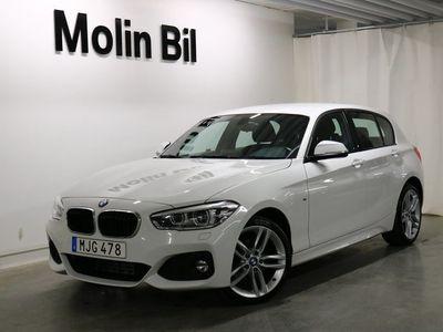 begagnad BMW 118 d xDrive M Sport