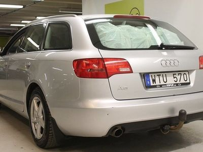 gebraucht Audi A6 2.4 Avant quattro (177hk) -06