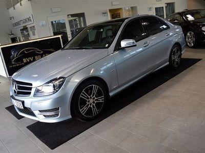 begagnad Mercedes C220 CDI W204 (170hk) Garanti -14