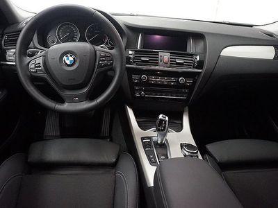 begagnad BMW X4 20d xDrive Kupévärmare Kamera Navi Aut
