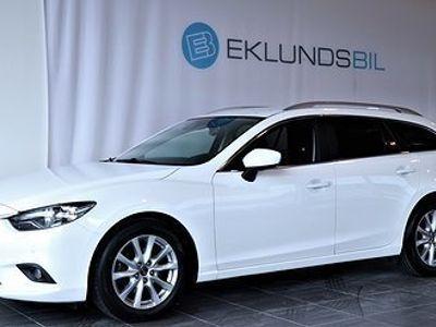 begagnad Mazda 6 2.0 Kombi Vision Navi (165hk)