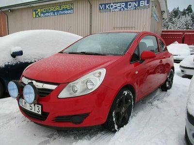 begagnad Opel Corsa 3-dörrar 1.3 CDTI ecoFLEX 75hk