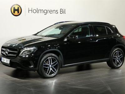 begagnad Mercedes GLA200 -16