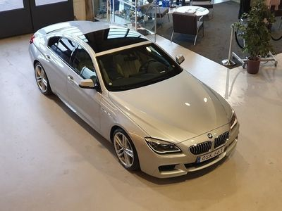 begagnad BMW 640 d xDrive Gran Coupé M Sport 313hk
