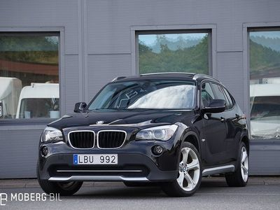begagnad BMW X1 xDrive18d xDrive 18d 143hk Aut Panorama Nyservad
