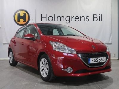 begagnad Peugeot 208 1.4 e-HDi 5dr (68hk) Automat