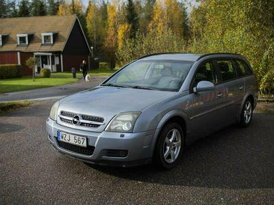 begagnad Opel Vectra KO 2.0 T SPO