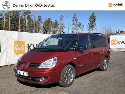begagnad Renault Grand Espace 2.0 dCi (150hk)