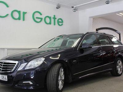 begagnad Mercedes E350 CDI 4MATIC BlueEFFICIENCY 7G-Tronic 231hk