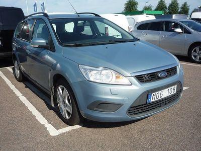begagnad Ford Focus Kombi 1.8 Duratec Flexifuel 125hk