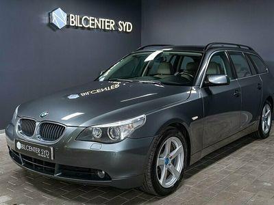 begagnad BMW 520 520 d Sedan. E60 (163hk)