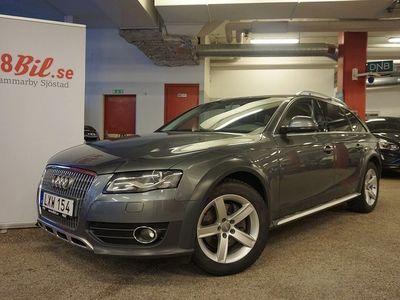 begagnad Audi A4 Allroad quattro 2.0 TFSI S Tronic Sport Dragkrok 2012, Personbil Pris 154 900 kr