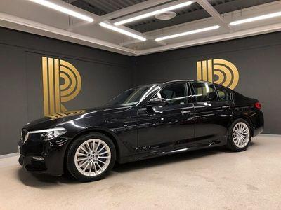 begagnad BMW 540 i xDrive Sedan M-Sport (340hk) Harmon / Navigation