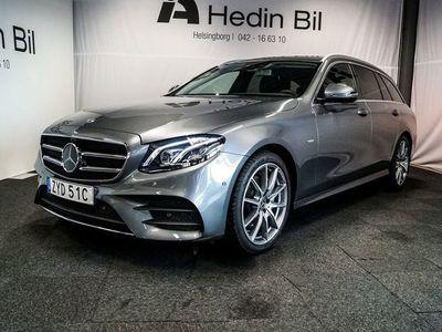 begagnad Mercedes E220 Kombi / AMG Sportline / Premiumpaket / Förarassistent / Demobil