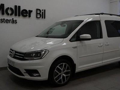 begagnad VW Caddy Maxi Life COMFORTLINE 2,0TDI150HK -19