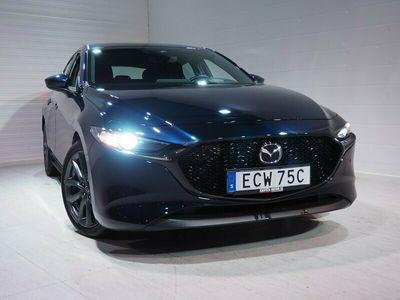 begagnad Mazda 3 Sport 2.0 SKY M Hybrid Automat Euro 6 122hk