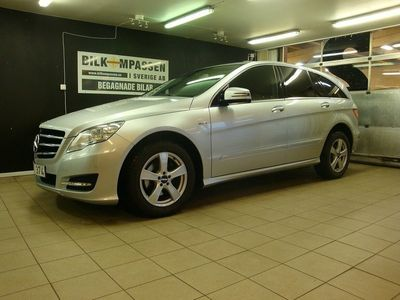begagnad Mercedes R300 CDI BlueEFFICIENCY 7-sits 4wd 7G-Tronic