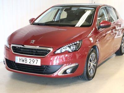 begagnad Peugeot 308 1.6 HDi Allure Navi Panorama