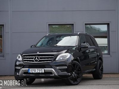 begagnad Mercedes ML350 166BLUETEC 4MATIC