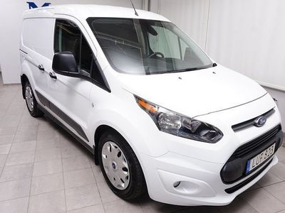 begagnad Ford Transit Connect 1,5 TDCI Trend 3-Sits (V -17