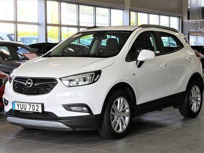 begagnad Opel Mokka X 1.4 Turbo 140hk EcoTec Euro 6 -18