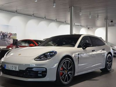 second-hand Porsche Panamera Turbo Sport Turismo