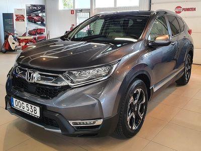 begagnad Honda CR-V Hybrid Lifestyle Aut Euro 6 215hk