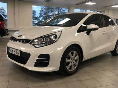 begagnad Kia Rio 1.2 Special Edit Navi/backkamera