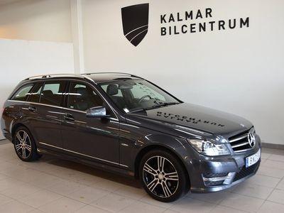 begagnad Mercedes 220 C-KlassT CDI 7G-Tronic Plus 170hk AMG / Edition C