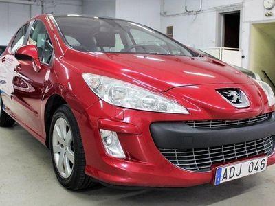 used Peugeot 308 5-dörrar 1.6 THP 156hk panoramata -11
