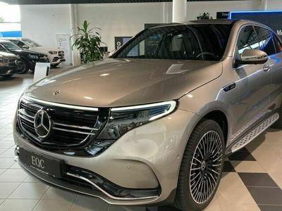 begagnad Mercedes EQC400 AMG-Line