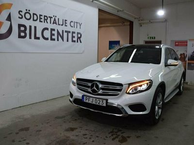 begagnad Mercedes GLC220 d 4MATIC PANORAMA 9G-Tronic Euro 6 SVENSKSÅLDk