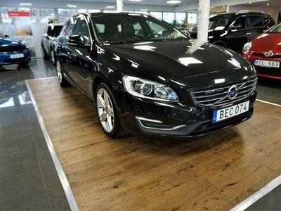begagnad Volvo V60 T4 Summum Euro 6 2017, Kombi Pris 219 900 kr