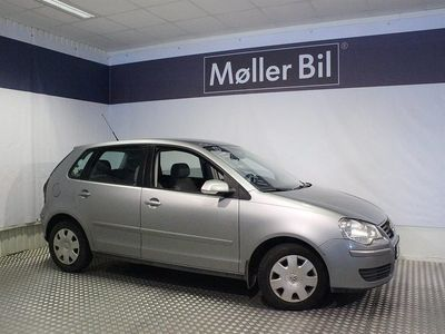 begagnad VW Polo 1.4 80 HK **SOMMARKLIPP**