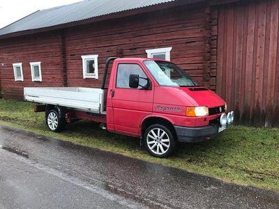 begagnad VW Transporter pickup