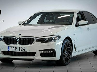 "begagnad BMW 530 e iPerformance M-Sport 19"""