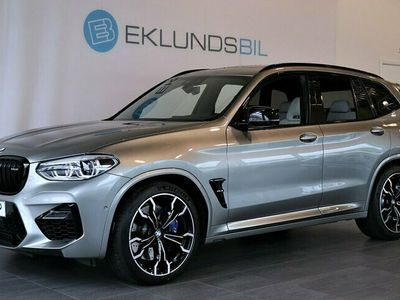 begagnad BMW X3 M Competition (510hk)
