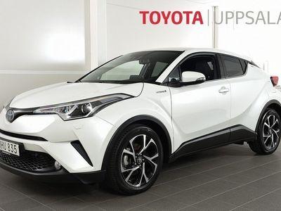 used Toyota C-HR 1,8 Elhybrid X-Edition Skinn JBL