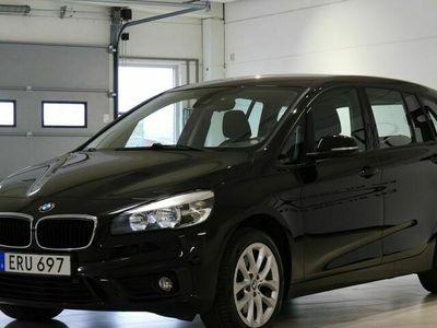 begagnad BMW 220 d Grand Tourer 7 - sits Drag Värmare 190hk