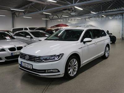 begagnad VW Passat 2.0TDI BlueMotion 4Motion D -16