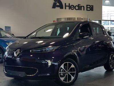 begagnad Renault Zoe R110 41KWH INTENS INBYTESKAMPANJ