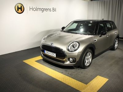 second-hand Mini Cooper Clubman 136hk